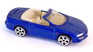 chevrolet camaro 2004 matchbox 1998 camaro ss
