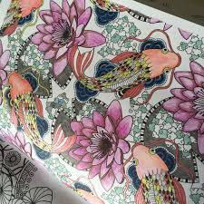 review posh coloring books japanese designs nikkipedia