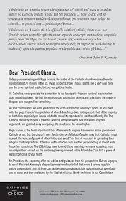 an open letter to president obama before his meeting with pope