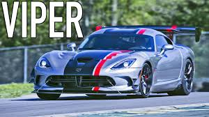 Dodge Viper Quality - 2016 dodge viper acr 8 4 liter v10 645 hp youtube