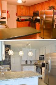 Inexpensive Kitchen Countertop Ideas Best 10 Countertop Makeover Ideas On Pinterest Cheap Granite