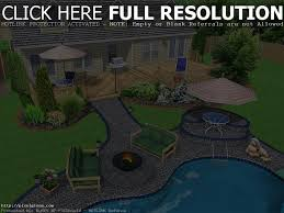 big backyard design ideas garden with small pictures with cool