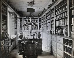file a seventeenth century german apothecary s shop with ornate p