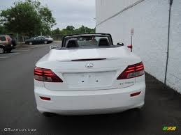 lexus white convertible 2012 starfire white pearl lexus is 250 c convertible 80651020