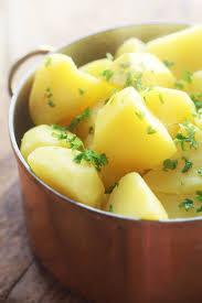 cuisiner les pommes de terre recette pommes de terre à la vapeur