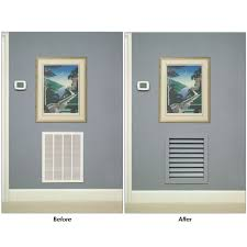 Interior Door Vent Grill Premier Wood Air Return Grille Hardware Living Rooms And House