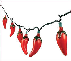 red chili pepper lights pepper lights string lovely chili for carnival display target