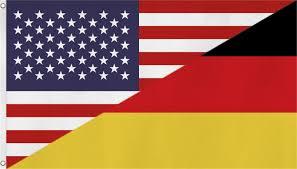 Flag Com Fahne Flagge Deutschland Usa Neu 90 X 150 Cm Farbe Deutschland