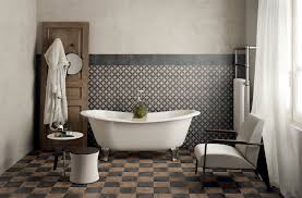 patterned tile bathroom 10 ways to use patterned tiles in your bathroom project