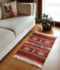 Small Area Rugs Small Area Rug Anatolian Series Green Silk Cotton
