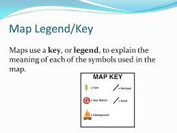 what is a map legend warm up complete the what makes a map useful concept map