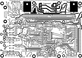 layout pcb inverter mosfet based pwm sinewave inverter board pcb layout circuits diy