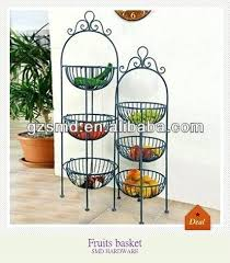 fruit basket stand 3 tier fruit basket fruit holder for kitchen 3 tier fruit basket