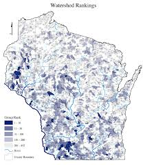 University Of Wisconsin Madison Map by Wi Buffers Map06 Jpg