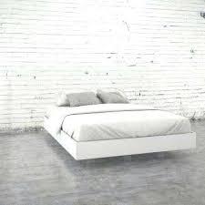bed frame with springs queen size platform bed king size bed frame