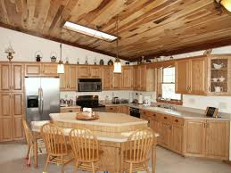 hickory kitchen cabinets style all home ideas rustic hickory with