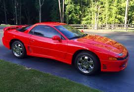 mitsubishi 90s sports car solano black pearl halo 1997 mitsubishi 3000gt vr4
