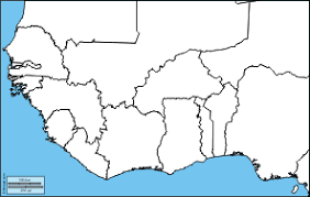 west africa map quiz africa blank map quiz