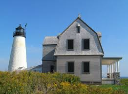 Wood Island Light Maine Open Lighthouse Day See Restored Lights Fresnel