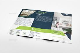 2 fold brochure template furniture products catalog tri fold brochure template vol 2 by