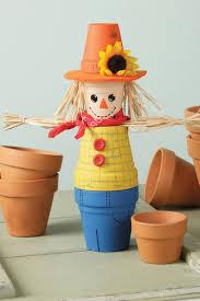 scarecrow crafts u2014 how to make a scarecrow