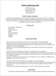 bank resume template banking resume template resume sle