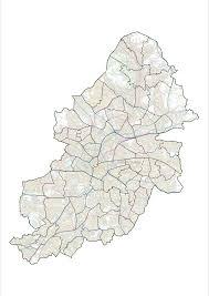 Birmingham England Map by Birmingham Lgbce