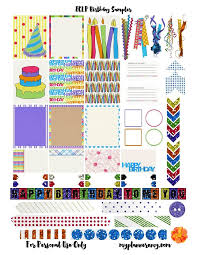 erin condren life planner free printable stickers 163 best printables planner stickers images on pinterest free
