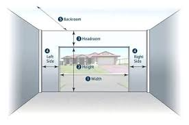 dimensions of a 2 car garage marvelous design 2 car garage door dimensions nice similiar large