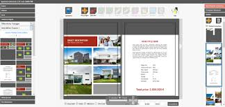 mag glance online real estate brochure maker print your expose