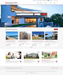 web development and big data services for real estate brokerages