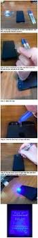 How To Turn Off Iphone Light How To Turn Your Iphone Into A Portable Black Light