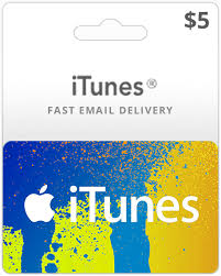5 dollar gift cards 5 usa itunes gift card itunes card instant email delivery