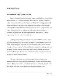paper cutting machine pdf electric motor mechanical engineering