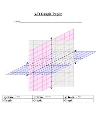 3d graph paper 10 free templates in pdf word excel download