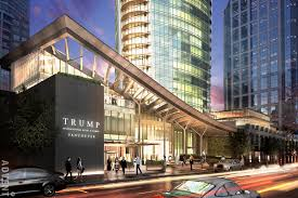 apartment rental vancouver trump tower 1151 west georgia advent