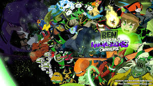 dried mango ben 10 omniverse galactic monsters wallpaper