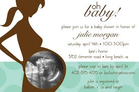 sample baby shower invitation iidaemilia com