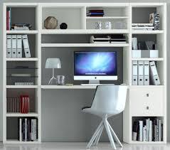 Schreibtisch Mit Regal Toro Bücherregal Mit Integrierten Schreibtisch Regale Weiß Matt