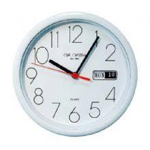 Office Wall Clocks Day Date Office Wall Clocks Clocks With Calendars
