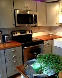 Granite Kitchen Makeovers - blue roof cabin kitchen makeover reveal whole house decorating