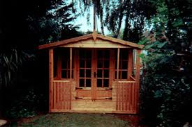 Summer Garden Houses - garden sheds and summer houses norfolk hunt sheds ltd