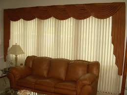 Vertical Blinds With Sheers Valances And Swags For Sliding Glass Doors With Vertical Blinds