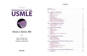 dermatology for the usmle 9780692525296 medicine u0026 health