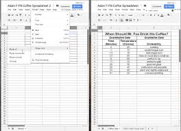 Create A Doc Spreadsheet How To Create A Data Table With Spreadsheets