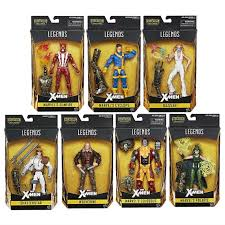 legends men warlock wave 7 action figures