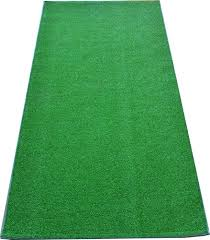 Fake Grass Outdoor Rug Dean Heavy Duty Indoor Outdoor Turf Rug 3 U0027 X 12 U0027
