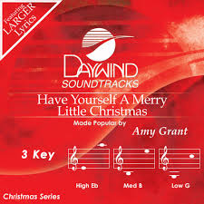 yourself a merry grant christian