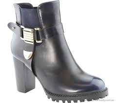 womens navy boots australia designer boots for womens navy l c elvy 28 ankle boot at