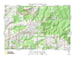 Oak Mountain State Park Trail Map by Science Club Hiking Trails